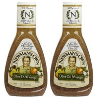 Newman's Own man's Own Oil Vinegar Dressing, 8 oz, 2 pk