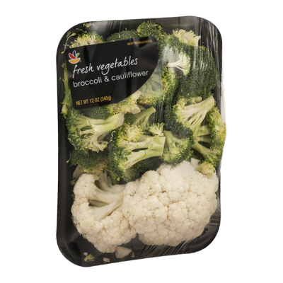Ahold Fresh Vegetables Broccoli & Cauliflower