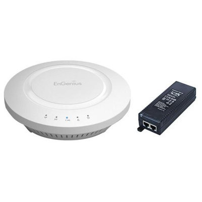 PowerDsine EAP600PD-9001GR/AC 802.11 a/b/g/n (300Mbps + 300Mbps) High-Powered Dual-Band Access Point With 1 Port POE Injector