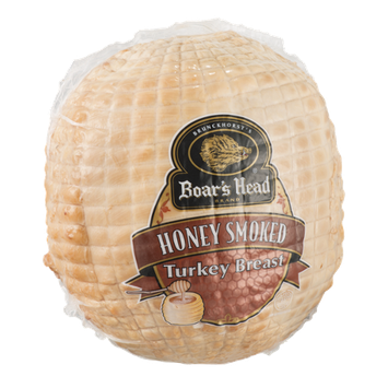 Boar's Head Turkey Breast Honey Smoked