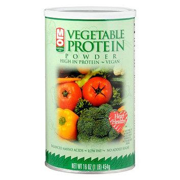 MLO Vegetable Protein Dietary Supplement Powder