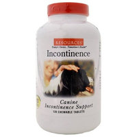 Resources Canine Incontinence - 120 Tablets
