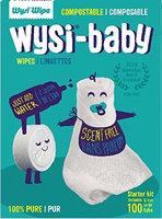 Babies R Us Wysi Wipes 100ct