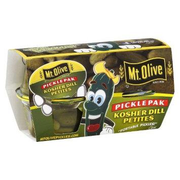 Mt. Olive Kosher Dill Petites 14.8 oz 4 ct