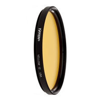 Tiffen 62mm #12 Glass Filter - Yellow