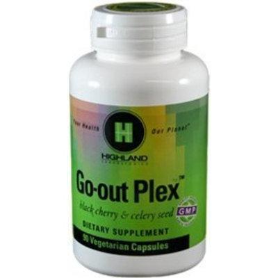 HIGHLAND Laboratories Go-Out Plex 90 Vegetarian Capsules