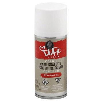 Duff Decorating Cake Graffiti, Red, 1.5-Ounce