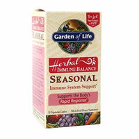 Garden of Life Herbal Immune Balance Seasonal