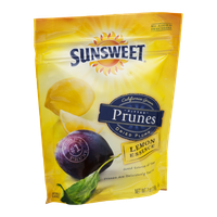 Sunsweet Pitted Prunes Lemon Essence