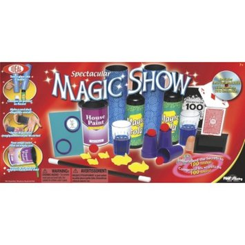 Ryan Oakes 100 Trick Magic Show with DVD Ages 7+