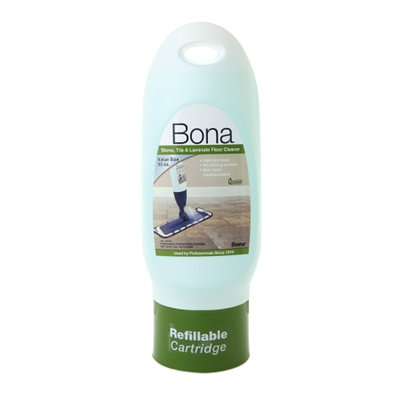 Bona Stone Tile & Laminate Floor Cleaner Refill Cartridge Reviews
