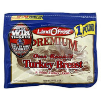 Land O' Frost Oven Roasted Turkey Breast 16 oz