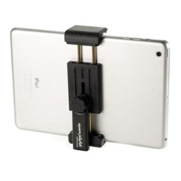 Square Jellyfish Tablet Tripod Mount for iPad Mini or 7 Tablet, 8oz Load Capacity