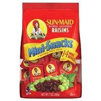 Sun-Maid Sun - Maid Raisins Natural California Mini Snacks 14 Ct - 18 Pack