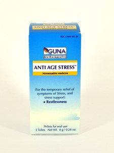GUNA Biotherapeutics Anti Age Stress 2 tubes