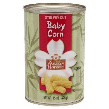 Seasons Cut Baby Corn 15-ounces