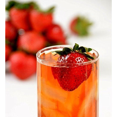Davidson's Tea Davidson Organic Tea 2297 Fdsvc Brewed Strawberry Ice Tea 1 Oz.