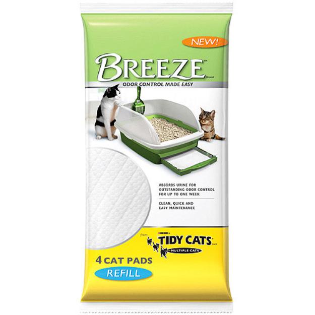 Tidy Cats Breeze Cat Litter Pads Refill