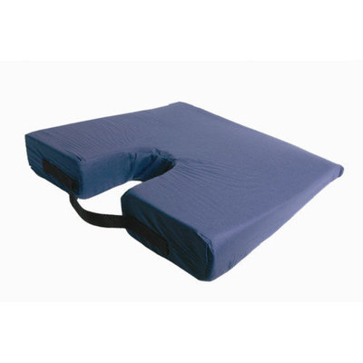 Rose Healthcare Sloping Coccyx Cushion, 1 ea