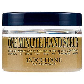 L'Occitane One Minute Hand Scrub 3.5 oz
