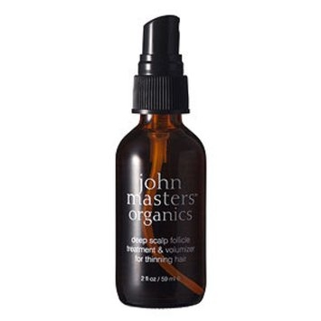 john masters organics Deep Scalp Follicle Treatment & Volumizer for Thinning Hair
