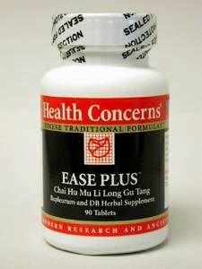 Health Concerns Ease Plus (Bupleurum & Dragon Bone) 90t