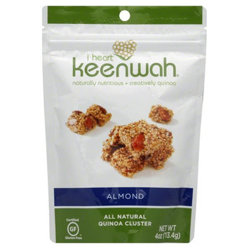 I Heart Keenwah Quinoa Cluster 4oz Pack of 12