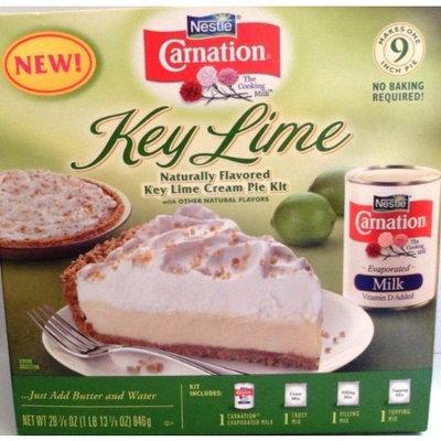 Nestlé Carnation Key Lime Cream Pie Dessert Kit - Easy recipe Carnation dessert kit