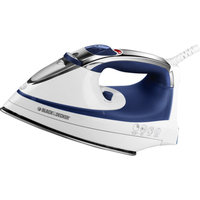 Applica - Salton - Toastmaster Applica F1055 Stainless Steel Steam Iron Automatic Shut-Off Fine-Mist Each