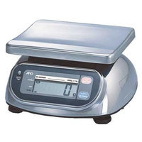 A & D WEIGHING SK-5000WP Dgtl Pckgng/Portioning Scale,5000g Cap.