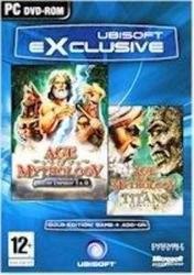 Microsoft Corp. Microsoft Age of Mythology: Gold - Strategy Game DVD Box - PC - English