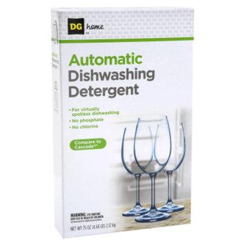 DG Home Automatic Dishwashing Detergent - 75 oz