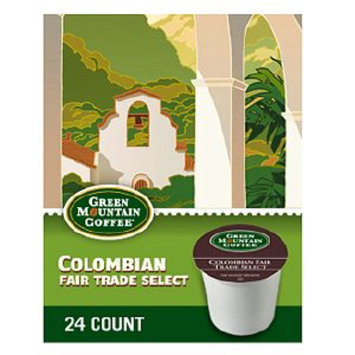 Green Mountain Colombian Fair Trade Select Coffee
