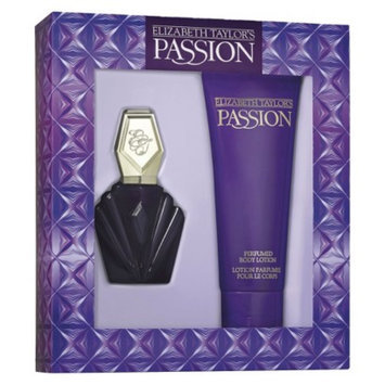 Women's Passion by Elizabeth Taylor Fragrance Gift Set - 2 pc