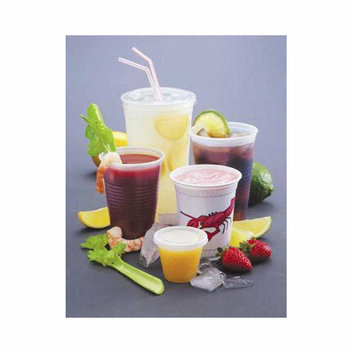 FABRI-KAL 10 Oz Drink Cups in Clear