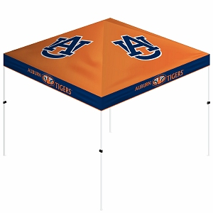 Trademark Games NCAA Auburn Tigers Gazebo Canopy - 10' x 10'