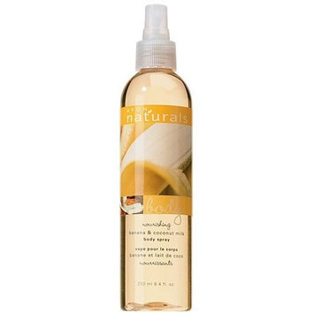 Avon Naturals Banana and Coconut Milk Body Spray