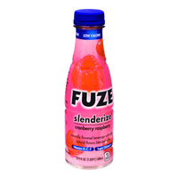 Fuze Slenderize Cranberry Raspberry Flavored Beverage
