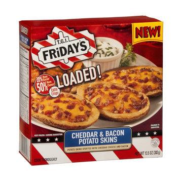T.G.I. Friday's Loaded! Potato Skins Cheddar & Bacon