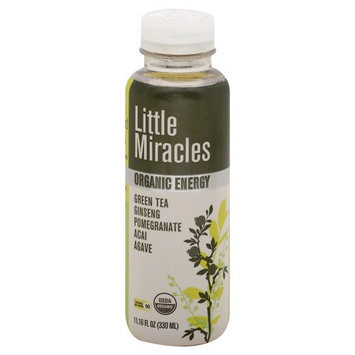 Little Miracles RTD, TEA, OG2, GREEN GINSENG, (Pack of 12)