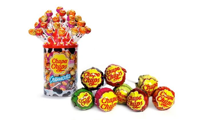 Chupa Chups Lollipops Box