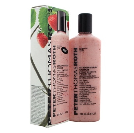 Peter Thomas Roth Strawberry Scrub Fruit Enzyme Polisher