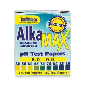 TriMedica AlkaMax pH Test Papers