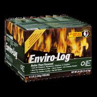 Enviro-Log Firelogs - 6 CT