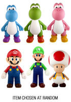 Global Holdings Inc Super Mario 9 inch Figures Wave 1