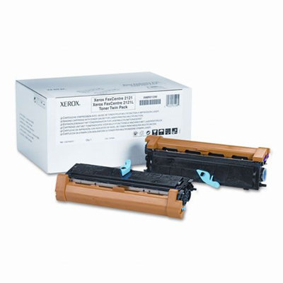 Xerox 006R01298 Black Toner Cartridge - 2 pack