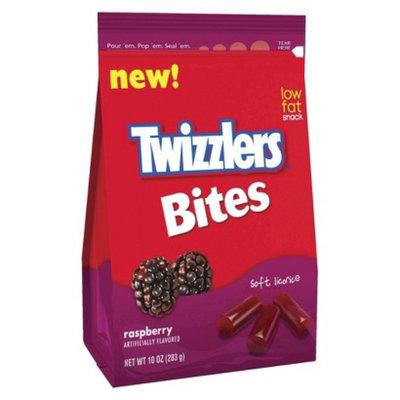 Twizzlers Bites Raspberry Soft Licorice