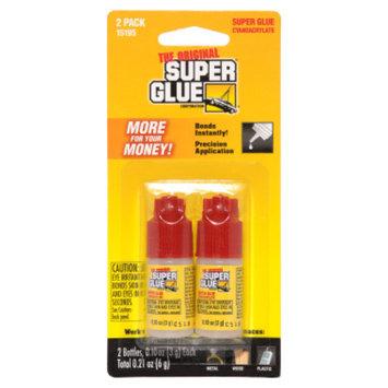 Duro Super Glue Tubes, 2 pack