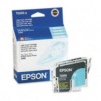 Epson T034520 Photo Light Cyan Ink Cartridge