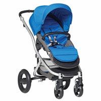 Britax Affinity Complete Stroller, Sky Blue, Silver, 1 ea